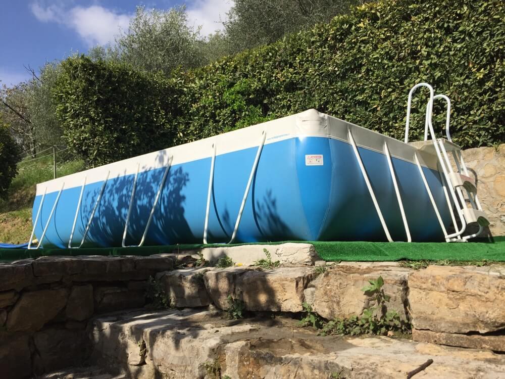Cerco piscina fuori terra usata consigli di ai proprietari di piscine fuori terra piscina - Piscina rigida usata ...