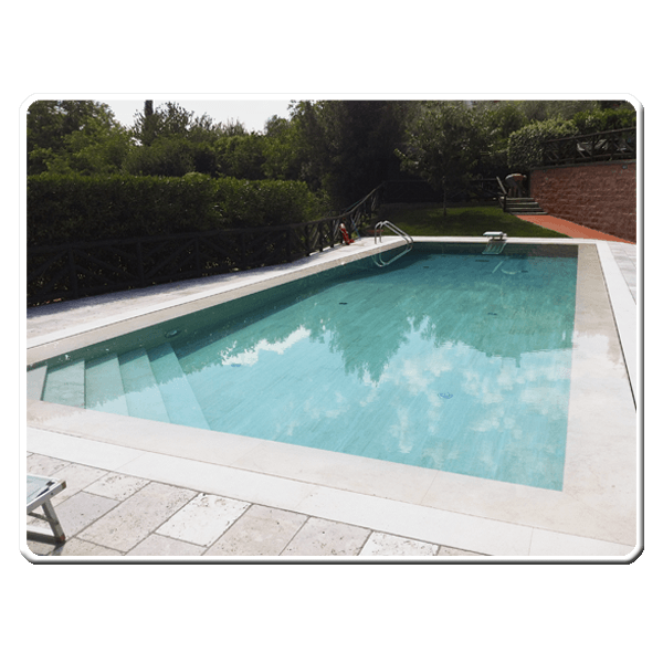 Piscine in cemento armato interrate prefabrricate - Piscine interrate in acciaio ...
